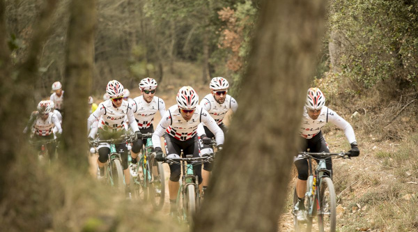 Noticia ciclismo MTB/BTT: Resumen del Polar Training Camp 2016