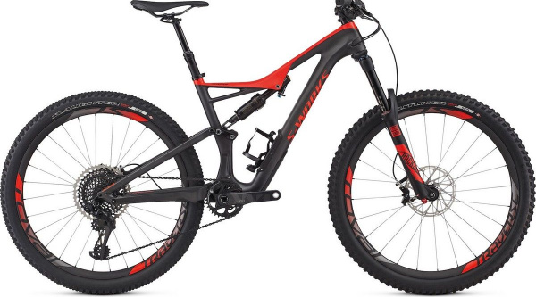 Specialized S-Works Stumpjumper FSR Carbon