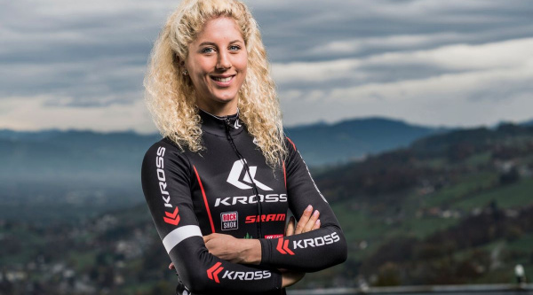 Noticia ciclismo MTB/BTT: Jolanda Neff ficha por el Kross Racing Team