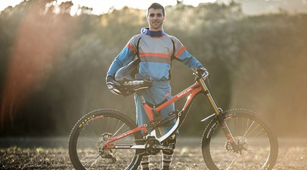 Noticia ciclismo MTB/BTT: Alex Marin al Madison Saracen
