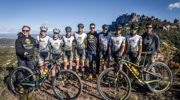 Noticia ciclismo MTB/BTT: El Buff Scott MTB Team dispuesto a conquistar el bike-maraton