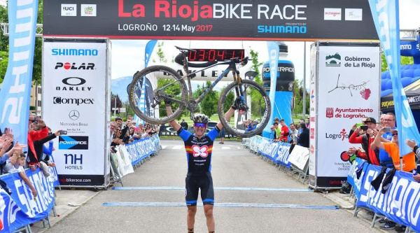 Noticia ciclismo MTB/BTT: Carlos Coloma no falla en la Rioja Bike Race presented by Shimano