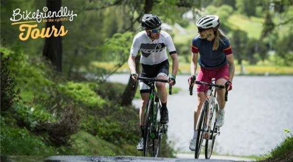 Noticia ciclismo MTB/BTT: Scott y Bikefriendly Tours unidos