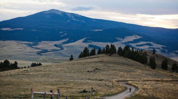 Paisajes de la Great Divide Mountain Bike Route
