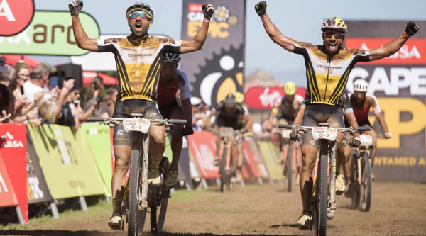 Absa Cape Epic 2018 Stage 2 – Robertson