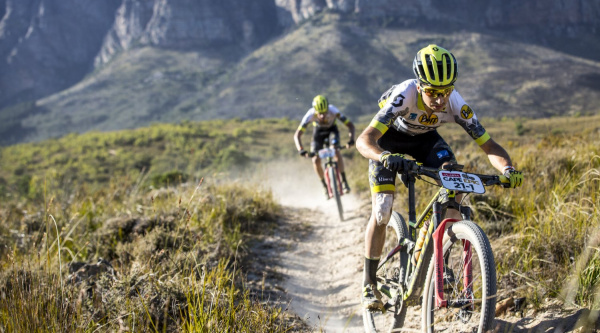 Absa Cape Epic 2018 Etapa  5 – Wellington