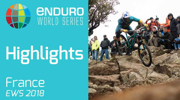 Vídeo de las Enduro World Series en Montagnes du Caroux 2018