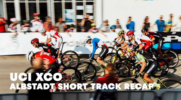 Vídeo del 1er Short Track de la historia del MTB, celebrado en Albstadt