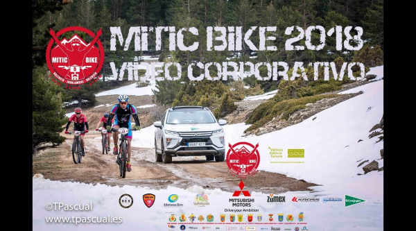 Vídeo resumen de la Mitic Bike 2018