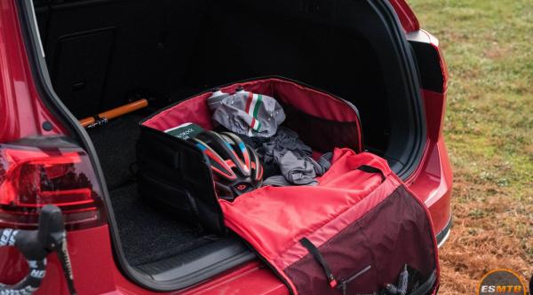 Bolsa de viaje Silca Maratona