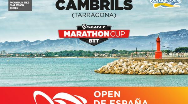 Cambrils Scott Marathon Cup entra a formar parte del Open de España 2019