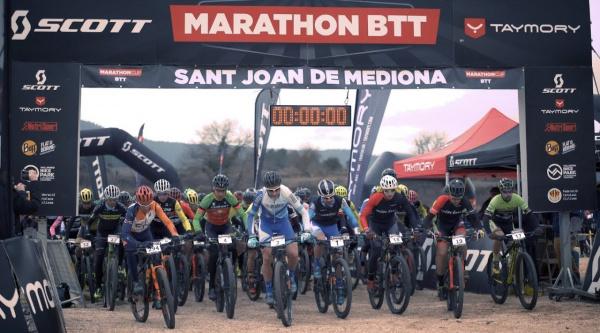 Sant Joan de Mediona será la primera prueba de las Scott Marathon Cup