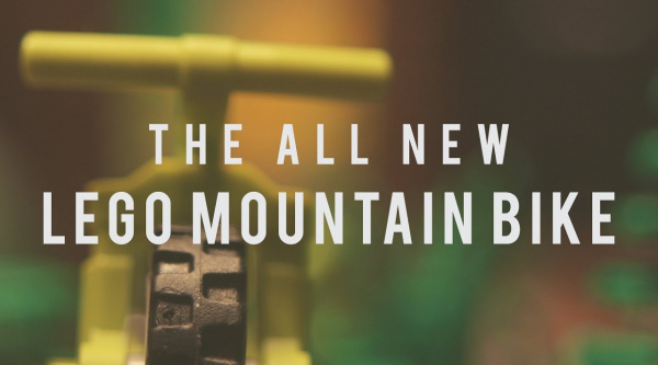 [Vídeo] El mountain bike en la galaxia de Lego