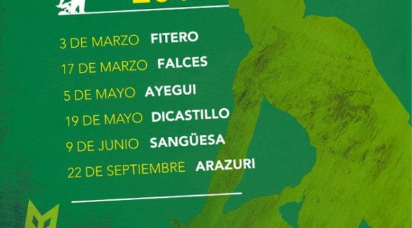 Calendario Copa Caja Rural