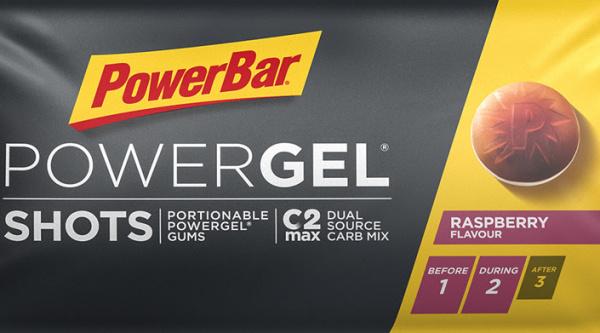 Powergel shot