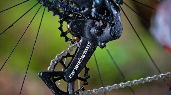 CeramicSpeed Oversized Pulley Wheel X System