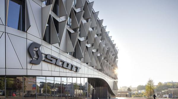 Edificio Scott Sports