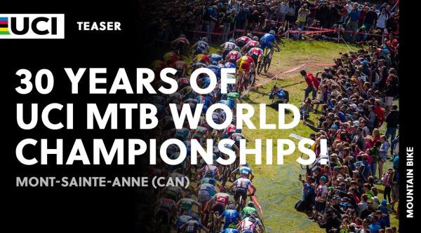 [Vídeo] 30 años de Campeonatos del Mundo de MTB en imágenes