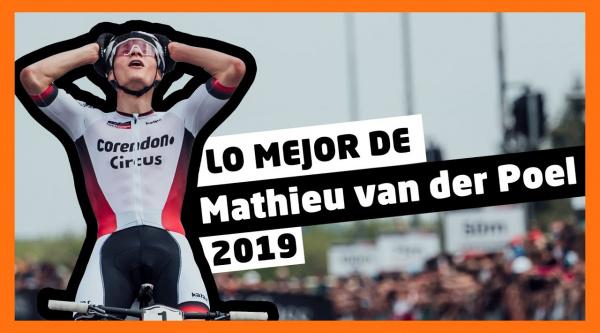 [Vídeo] Lo mejor de Mathieu van der Poel en la Copa del Mundo 2019