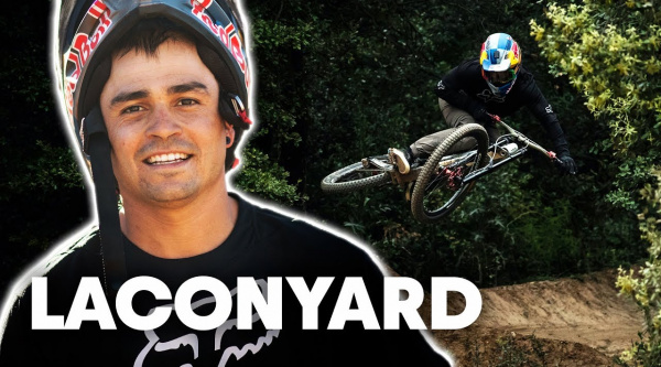 [Vídeo] Red Bull Laconyard, el brutal campillo hecho por Andreu Lacondeguy entre Sant Antoni de Vilamajor y Llinars