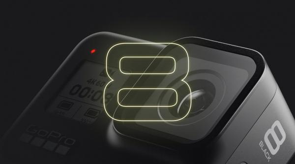 Llega la GoPro HERO 8: 4 lentes, estabilización HyperSmooth 2.0 y un nuevo mundo de accesorios
