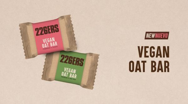 Barrita 226ERS Vegan Oat Bar
