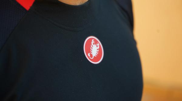 Camiseta Castelli Prosecco Wind LS
