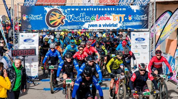 Vuelta León BTT