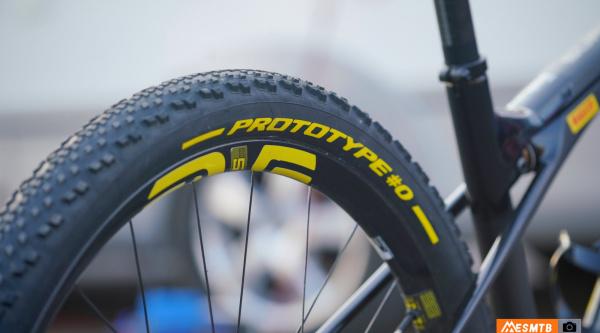 Neumático MTB Pirelli Scorpion prototipo