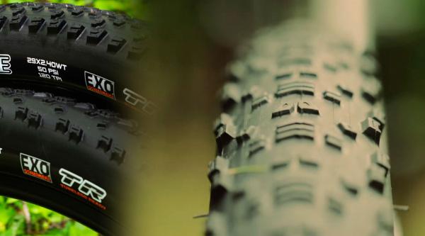 Maxxis Aspen WT y Maxxis Reckon Race WT
