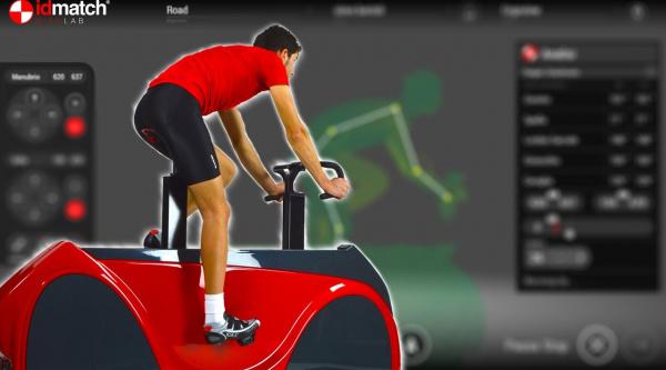 Probamos el idmatch BikeLab, ¿el mejor sistema de bike fitting del mundo?
