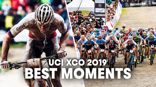 Lo mejor de la Copa del Mundo de XCO 2019 en 4 minutos