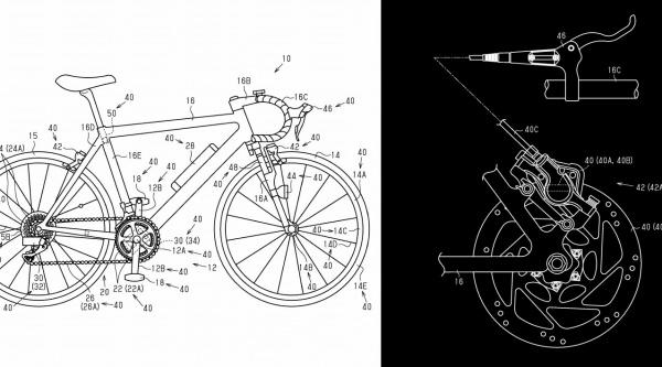 Patente Shimano