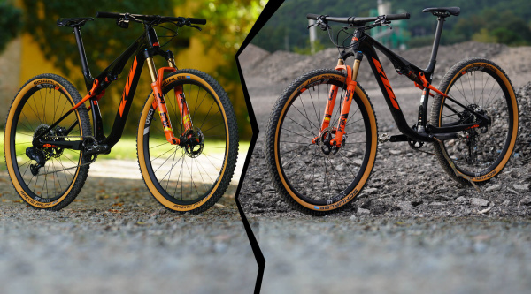 KTM Scarp MT y KTM Scarp