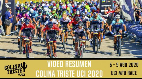 Vídeo resumen de Colina Triste UCI 2020