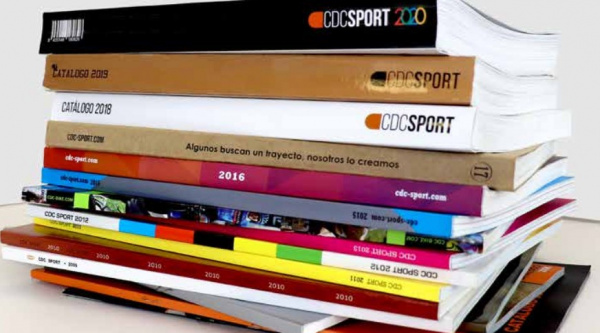 Catálogos CDC Sport