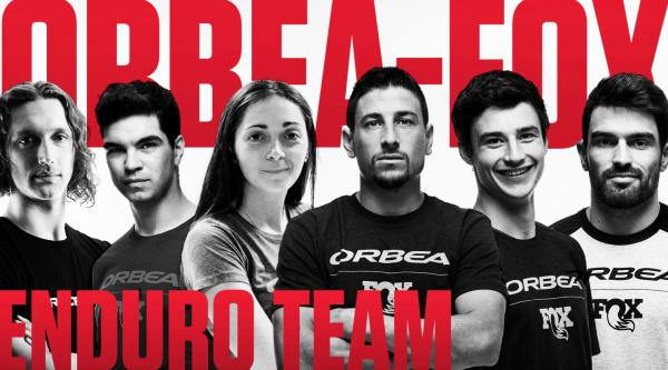 Orbea Fox Enduro Team