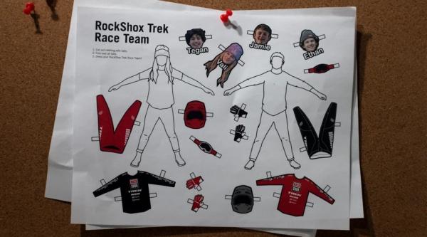 RockShox Trek Race Team