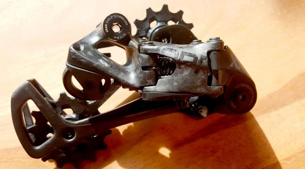 HOPP carbon parts