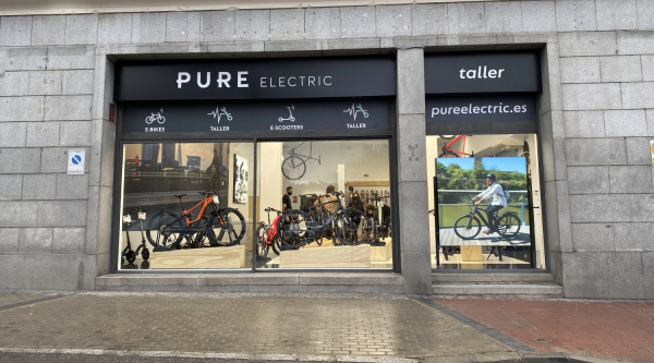 Pure Electric Madrid