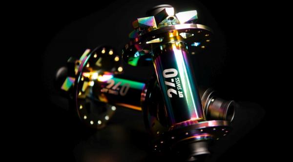 DT Swiss 240 Oil Slick