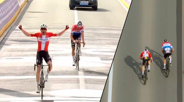 Final del Tour de Flandes
