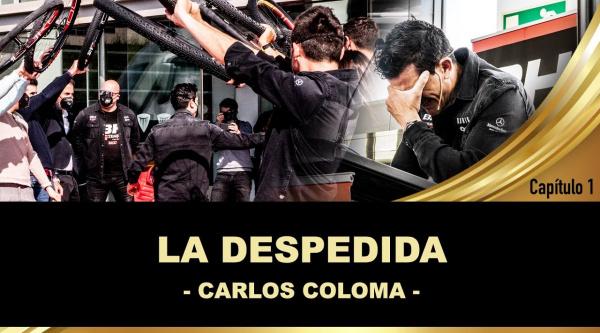 [VÍDEO] Carlos Coloma, la retirada