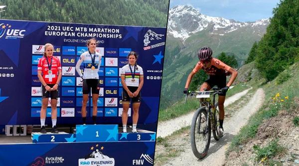 Natalia Fischer campeona de Europa