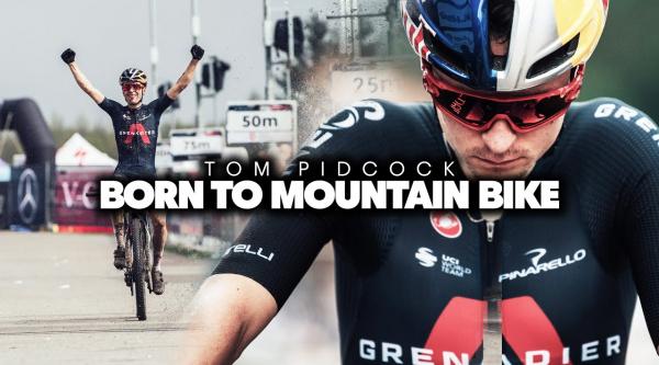 [VÍDEO] Tom Pidock, nacido para el mountain bike