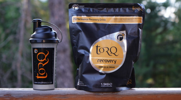 bebida Performance Recovery Drink de Torq Fitness