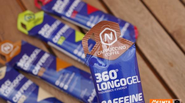 Geles Nutrinovex LongoGel 360 Cafeína