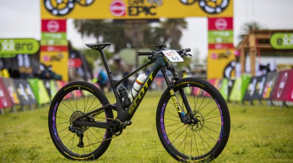 Scott Spark RC Team Issue en la Absa Cape Epic