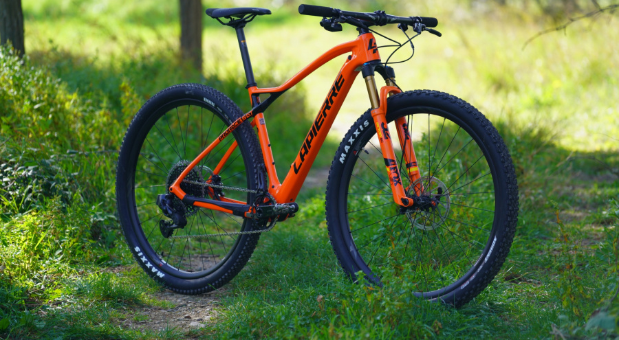 Test Lapierre Prorace SAT 9.9 LTD