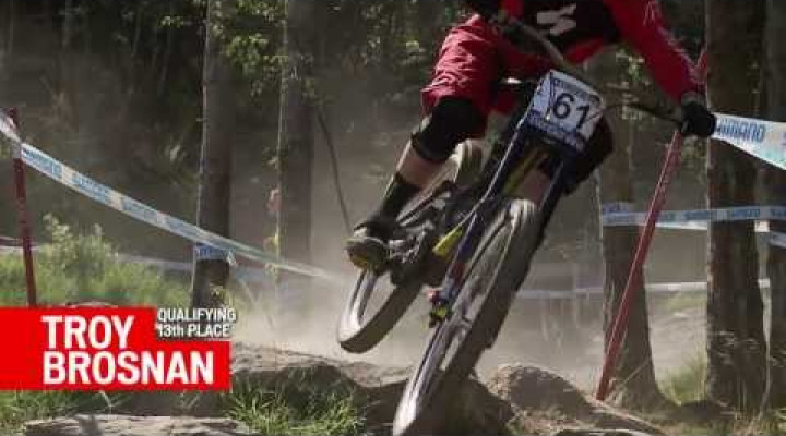 Vídeo Team Specialized en Fort William 2013